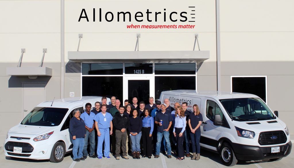 allometrics inc team