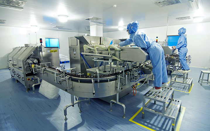 One of the most impactful industries in our economy is that of pharmaceutical manufacturing