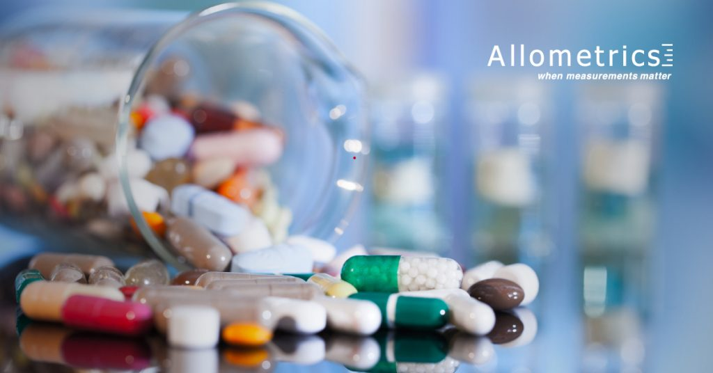 Precise Calibration in the Pharmaceutical Industry