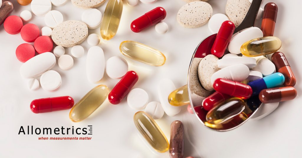 Calibration in the Weight Loss Pharmaceutical Industry Allometrics Inc