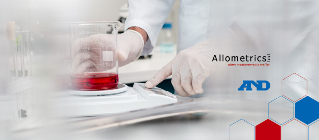 A&D Weighing and Allometrics